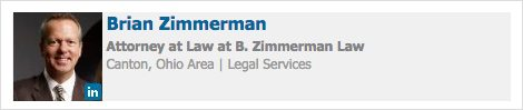 Brian Zimmerman on Linked In